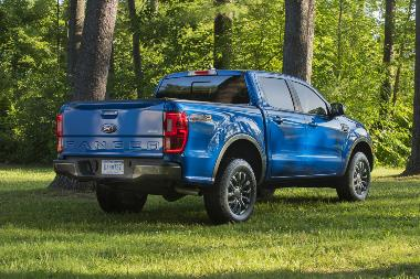 2020 Ford Ranger_Rear_right