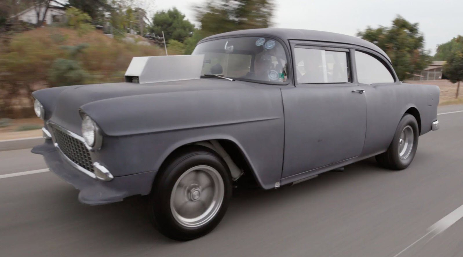 5. Two Lane Blacktop_1955 Chevy 210